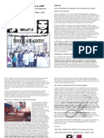 Agrupación Crottogini Boletín Nº2