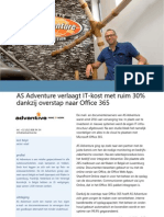 AS Adventure - For Microsoft [NL]