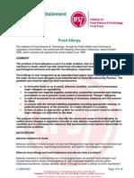 IFST Allergy Oct 05