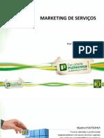 Marketing Serviços - Apresentação