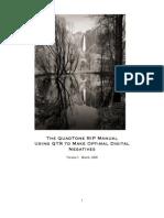 Using QTR to Make Optimal Digital Negatives v3