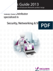 Exclusive Networks Solutions Guide