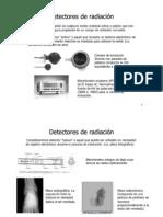 Fundamentos de los detectores de radiación