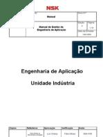 Manual de Gestão da Engenharia de Aplicação INDUSTRIA REV07 - Thiago