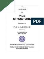 Pile Structure PDF