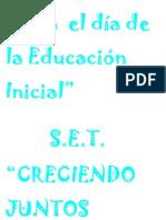 Viva  el día de la Educación Inicial-2