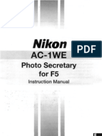AC-1WE Photo Secretary for F5