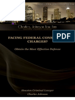 Houston Federal Criminal Lawyer