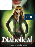 Diabolical by Cynthia Leitich Smith Sample Chapter