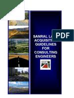 Land Acquisition Guide Sanral(2008)