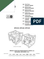 Manual Tecnico Bomba Briggs & Stratton Wp3-65