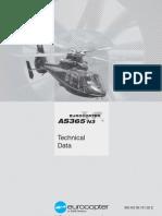 Eurocopter TD AS365 N3