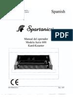 Manual de Spartanic