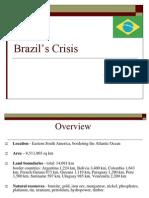 Brazil Crisis