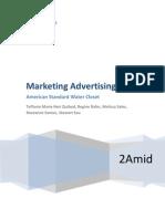 Marketing Advertising Plan