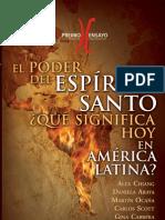 El Espiritu Santo Que ¿Significa Hoy en américa latina?