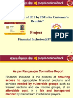 Financial Inclusion Pnb