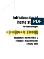 Introducción al home studio Enlaces y materiales Joan Flanegan
