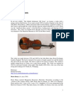 The Pierre Bruce Fiddle