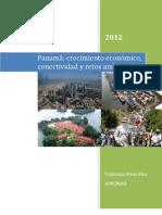 Panama Crecimiento Economico Conectividad y Retos Ambientales