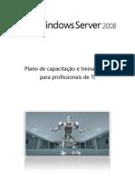Plano Capacitacao Ws2008