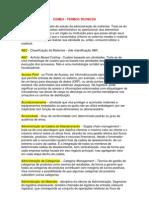 Dicionário de Termos Técnicos Comércio Exterior - COMEX