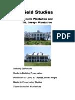 Field Studies 06 - Felicity and St Joseph