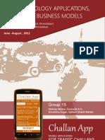 Challan App Group15 NTADBM 2012a