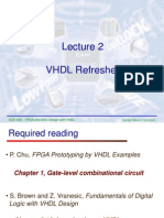 ECE448 Lecture2 VHDL Refresher