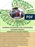 Zest Project Stakeholders Workshop PPT Presentation