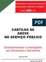 Cartilha Greve Serv Publico