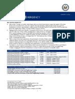 08 11 12 - USG Syria Complex Emergency Fact Sheet #1 - FY 2012