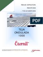 Tejas Onduladas
