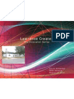 Lawrence Creates - The Center for Innovation Summary