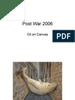 Post War 2006