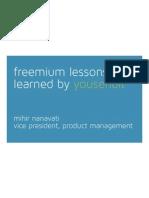 08.09.12 Mihir Nanavati, YouSendIt Freemium Presentation