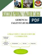 Seleccion de Personal y Analisis de Cargos - Gerencia[1]