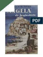 Die Maedelbuecherei - Heft 48 - Angela Die Jungfaschistin (20 S., Text)
