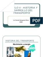 1 Historia Desarrollo Transporte