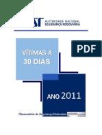 RelatorioNacional_Vitimas30Dias_Ano2011