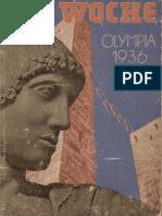 Die Woche - Olympia Zeitung 1936 (98 S., Scan)
