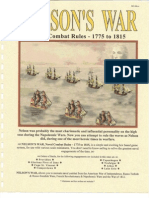 Nelson's War - Titan - Naval Combat Rules, 1775 to 1815
