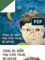 Juan - el niño con ojos color de noche