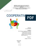 ENSAYO Cooperativismo en Venezuela1
