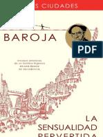 Baroja, Pío - Las Ciudades 3 - La sensualidad pervertida