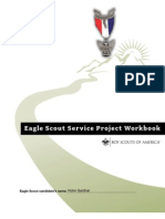 Eagle Scout Pre-Proposal