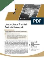 4. Unsur Transisi Periode Keempat