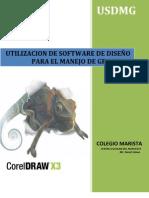 Utilizacion de Software de diseño  para el manejor de grafico