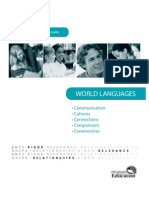 Michigan World Language Standards - Introduction