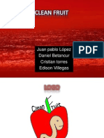 Clean Fruit Cristian~